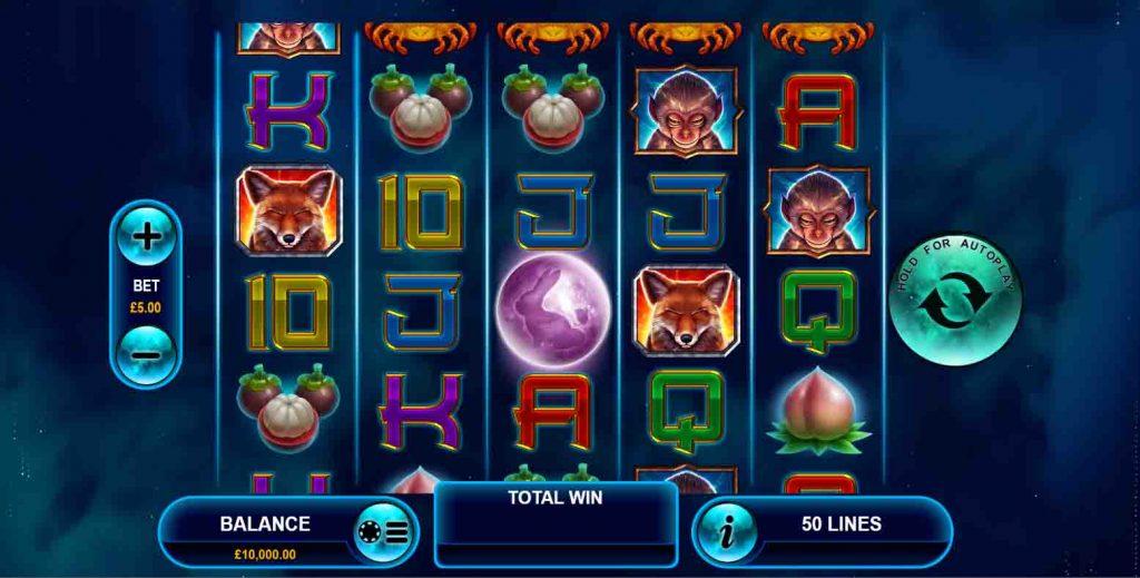 Yutu สล็อตออนไลน์ จากค่ายเกม Playtech ที่จะพาเพื่อนๆ ได้เงินรางวัลกลับบ้านมากมาย