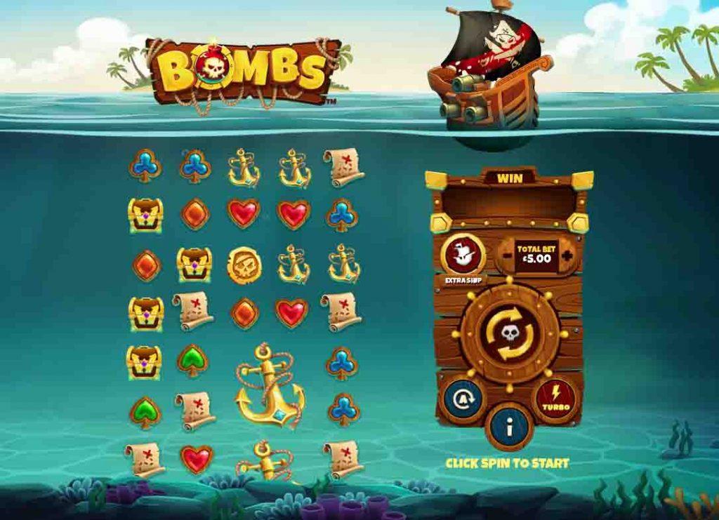 สล็อตออนไลน์ Bombs ค่ายเกม Playtech ที่จะพาเพื่อนๆ ไปสนุกและเพลิดเพลินกับเกมสล้อตที่ฮิตที่สุด