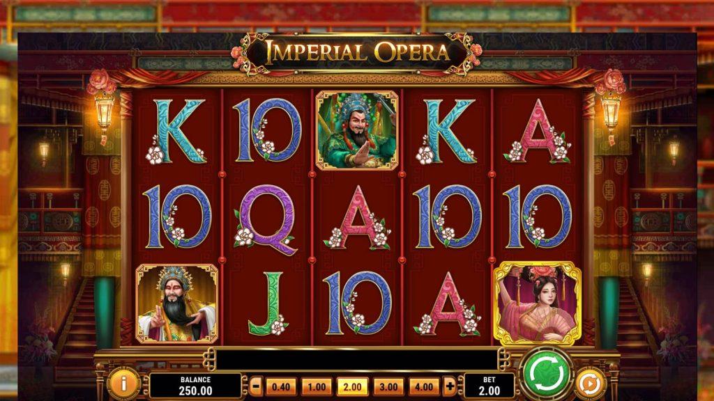 Imperial Opera สล็อตออนไลน์ค่ายเกม Playngo ที่จะพาทุกคนไปสนุกและเพลิดเพลินไปกับการแสดงสด ร้อง เล่น เต้น รำ