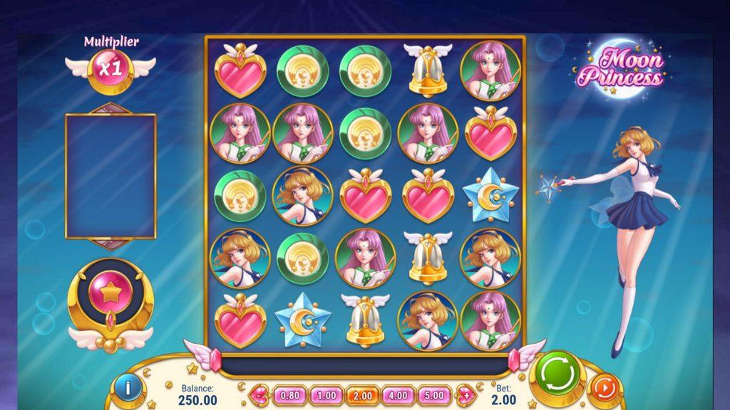 Moon Princess สล็อตออนไลน์ จะค่ายดังยอดฮิต ที่จะพาเพื่อนๆทุกคนไปปราบเหล้าร้ายทั้้งหลาย