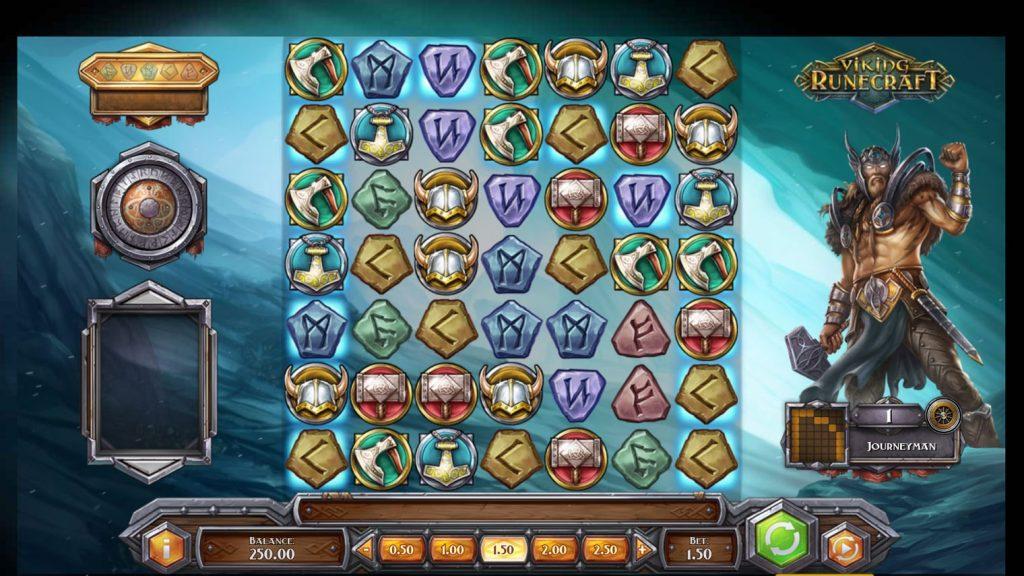Viking Runecraft สล็อตออนไลน์ ที่แจกหนัก แจกทุกวันด้วยหน้าตาที่แปลก และใหม่ ไม่เหมือนใคร