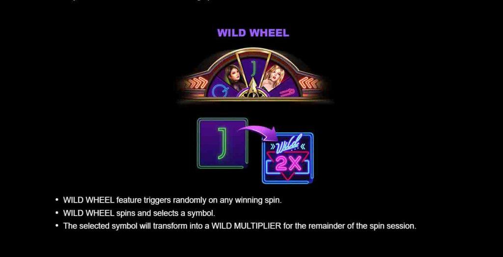 Ladies Nite 2 Turn Wild สล็อตออนไลน์ ค่าย Microgaming โบนัสสล็อตออนไลน์ ที่เพื่อนๆสามารถรับโบนัสกันได้ทุกคน