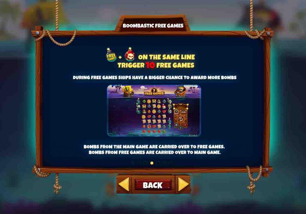 โบนัสสล็อตออนไลน์ Bombs ที่แจกทุกครั้งที่ท่านเล่นเกมสล็อตออนไลน์