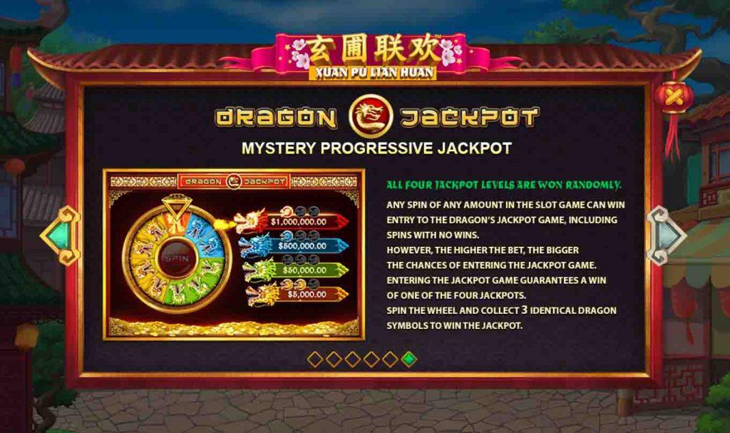 Xuan Pu Lian Huan โบนัสเกมสล็อตออนไลน์ ที่จะทำให้เพื่อนๆ ได้กำไรเต็มไม้เต็มมือกลับบ้านอย่างแน่นอน