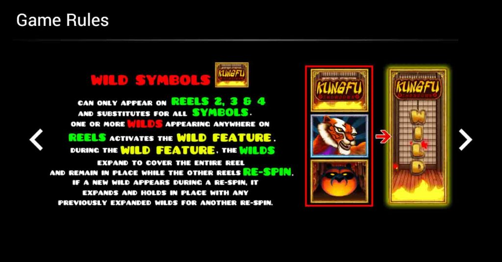 โบนัสสล็อตออนไลน์ Kung Fu Showdown ที่จะทำให้เพื่อนๆ ทุกคนได้เงินรางวัลมากขึ้น