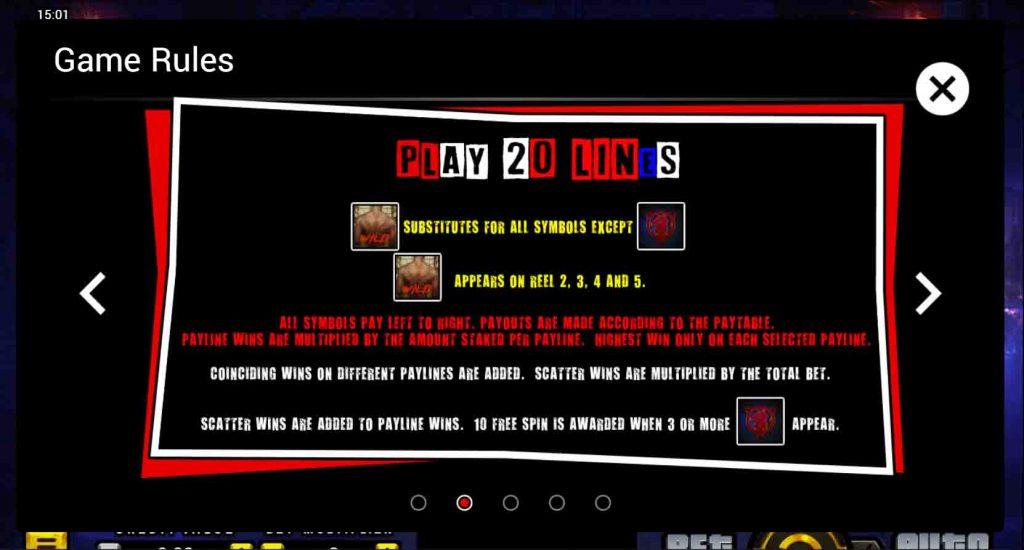 โบนัสสล็อตออนไลน์ Wild Triads  ที่เพื่อนๆทุกคนมีโอกาสลุ้นรับกันทุกคน