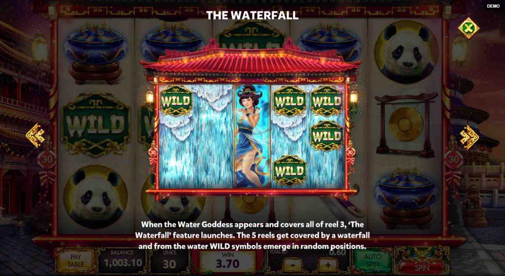 โบนัสสล็อตออนไลน์ Eastern Goddesses ที่เพื่อนๆ จะได้เงินรางวัลมากมาย